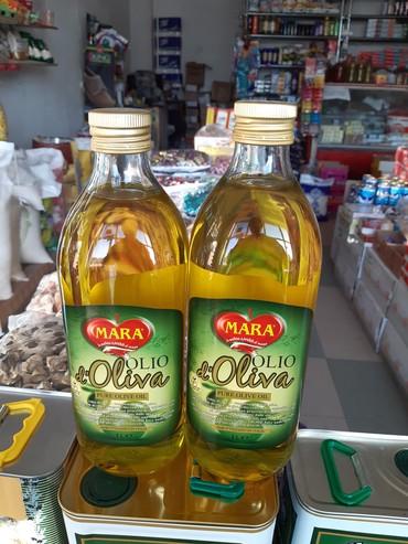Bakı şəhərində Italiya istehsali zeytun yaği. Qarisigi yoxdur.100 % li zeytun