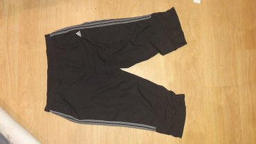 Original adidas crne bermude - Prokuplje
