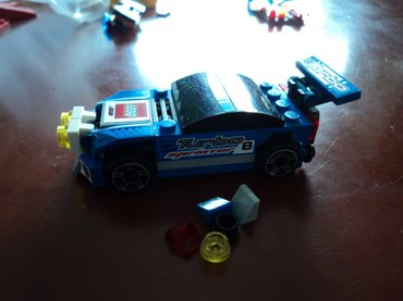 Lego 8120 Racers Rally Sprinter Used 100% complete with original σε North & East Suburbs