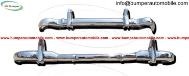 Mercedes W190 SL bumper set (1955-1963) σε Axioupoli