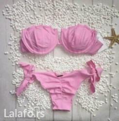 Kupaci kostim bikini novo m vel ima i tracicu oko vrata. Pogledajte - Belgrade