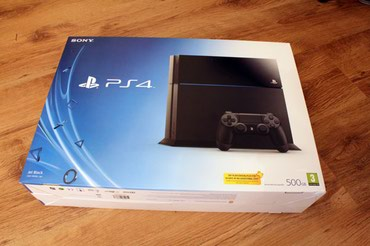 PlayStation 4 Console Original σε Agrafa