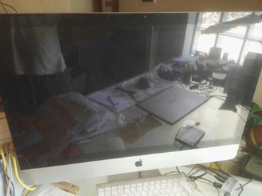 """Υπολογιστής I Mac 27 ιντσών. 27""""/ 2,8 QC/ 2x2 GB/ 1 σε Gerakas"""