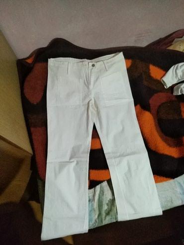 Tanke pantalone sa elastinom malo nosene - Mladenovac
