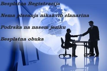 POTREBNI OZBILJNI SARADNICI 30 + ZA RAD OD KUCE - Belgrade