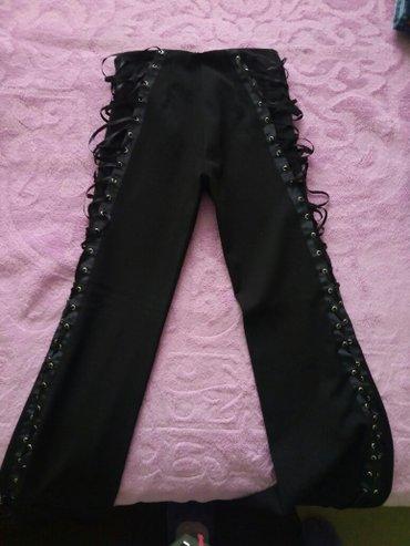 Pantalone sa pertlama,prelepe,blago zvonaste... - Kraljevo