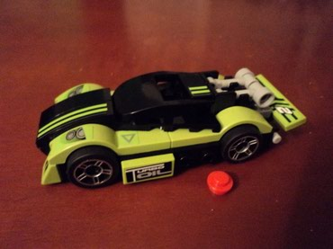 Lego 8133 Racers Rally Runner Used 100% complete with original σε North & East Suburbs
