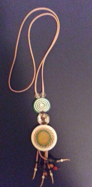 Ogrlice od kozice(duge) - Jagodina