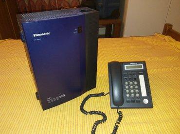 Panasonic tda15 τηλεφωνικό κέντρο με μια σε Chalandri