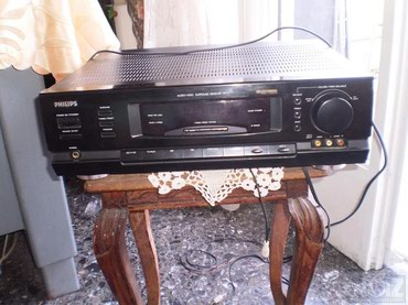 Ενισχυτής Philips, Audio/Video Surround Receiver FR 731, σε Athens