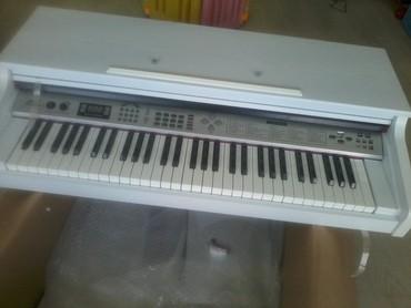 Bakı şəhərində Elektro-piano.təzədir.qutuda. çatdırılma var.alət 5