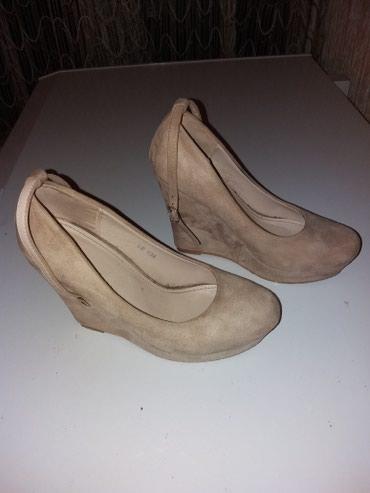 Zenske kozne cipele br38 izuzetnog kvaliteta obuvane samo jednom kao - Pirot