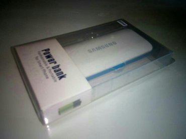 Samsung power bank.. Nov u svom pakovanju. 37000mah - Belgrade