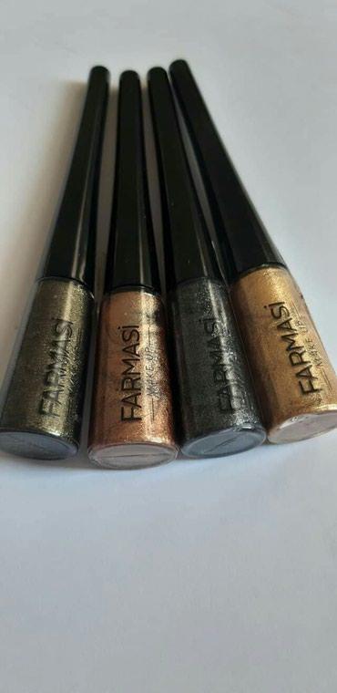 Glitter Eyeliner, tuš sa četkicom za lako nanošenje, napravljeni su - Subotica