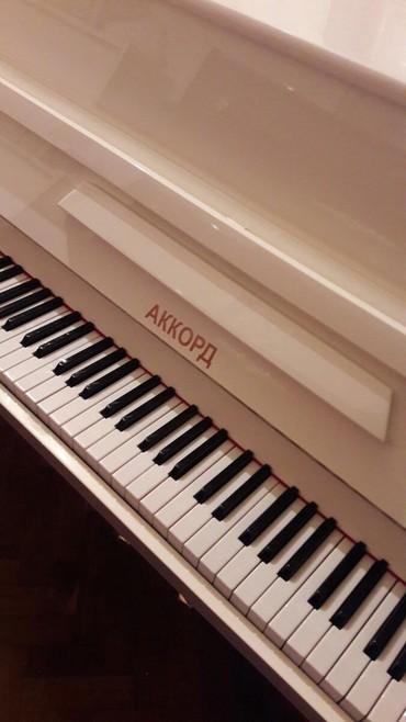 Bakı şəhərində İsdənilən evin dizaynına uyğun olaraq Pianinolar mövcudu. Rusiya