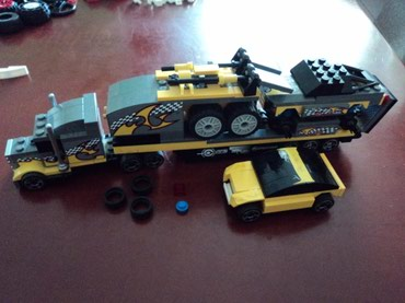 Lego 8134 Racers Night Crusher Used 100% complete with extra parts and σε North & East Suburbs