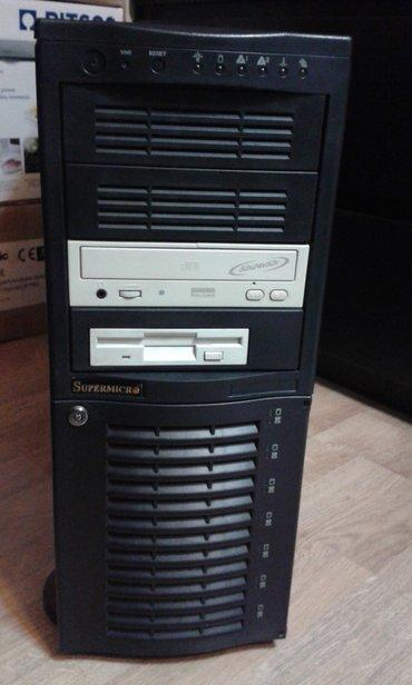 Server supermicro με υποστήριξη 2 cpu - cpu xeon 3ghz - 4 σε Chalandri