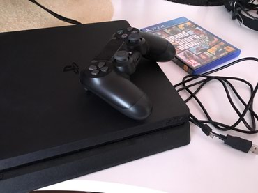Playstation4 +gta σε Nea Zichni
