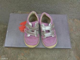 Dečije cipele-patike br. 24,malo nošene - Nis