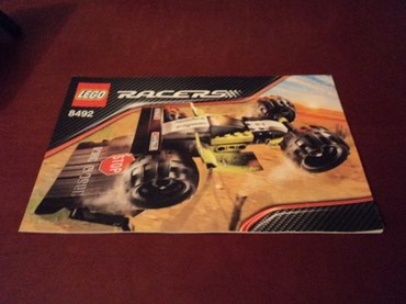 Lego 8492 Racers Mud Hopper Used 100% complete with original σε North & East Suburbs