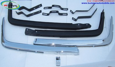 Mercedes W107 R107 bumper in stainless steel σε Axioupoli