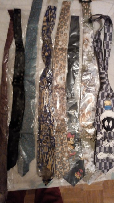 Kravate,velike i male,leptir masna...novo..cena po komadu..miki maus - Kraljevo