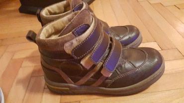 Pavle kozne braon cipele br 29 kao nove - Pozarevac