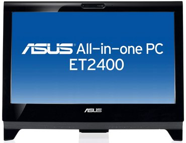 """ASUS All in One, με Full HD οθόνη αφής 24"""" σαν σε Moschato"""