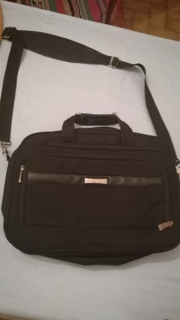 Briefcase for laptops. Slightly damaged though as you see in the σε Acharnes