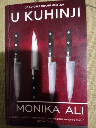 Knjiga U kuhinji - Pancevo