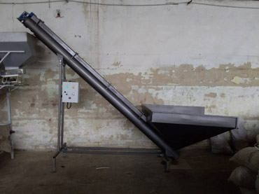"""Screw conveyor """"KPH/1"""" (hereinafter referred to as """"Equipment"""") is σε Athens"""