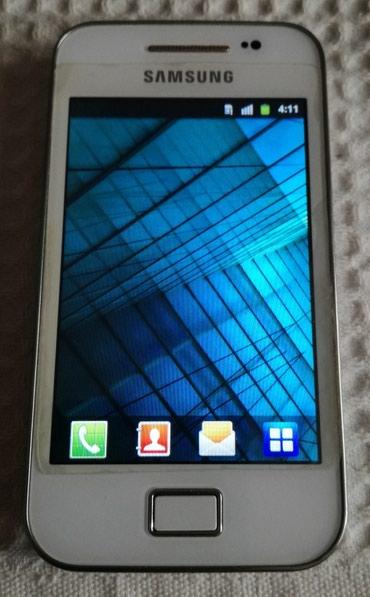 Πωλείται κινητό τηλέφωνο Samsung Galaxy Ace σε σε Chaidari