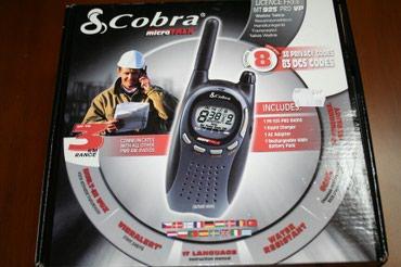 Cobra walkie talkie pmr 446 professional αχρησιμοποίητο στο κουτί του. σε Ioannina