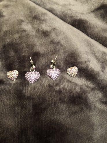 2 ζευγαρια σκουλαρικια με καρδιες !!! Σουπερ τιμη !!! Προλαβε τωρα σε North & East Suburbs
