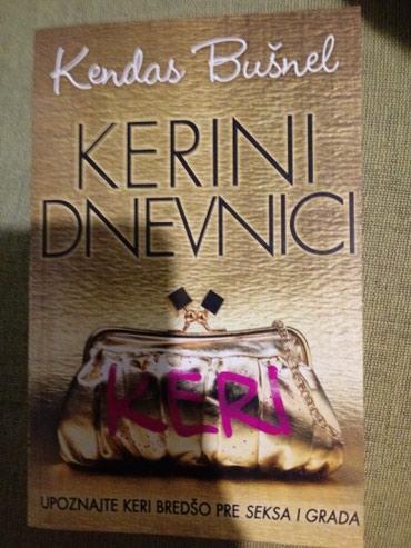 Knjiga Kerini dnevnici Keri Bredso pre Seksa i grada - Pancevo